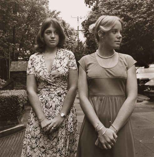 Karen & Shelley Baker, from the portfolio, Siblings
