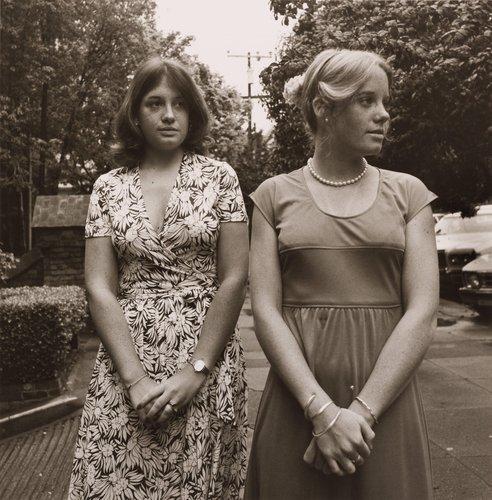 Karen & Shelley Baker, from the portfolio, Siblings