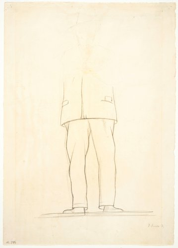 Untitled [Man standing]