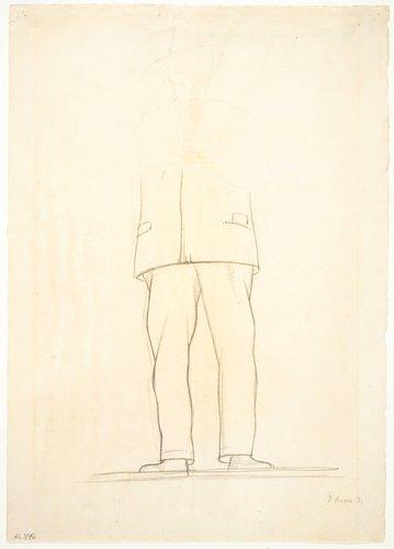 Untitled [Man standing]