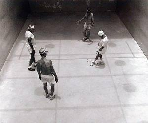 image of 'Handball Players, Miami Beach'
