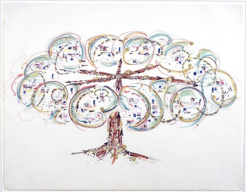 Untitled (Energy Tree)