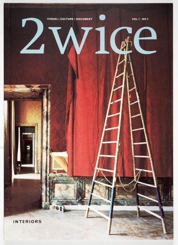 "2wice Magazine, Vol. 1, No. 2 ""Interiors"""