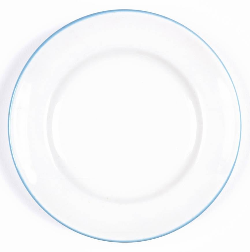 image of 'Salad Plate for La Fonda del Sol Restaurant, New York'