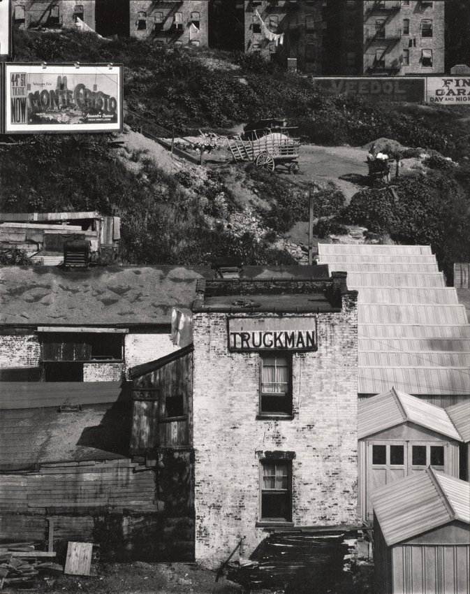 image of 'Truckman's House, New York, from Paul Strand: Portfolio Three'