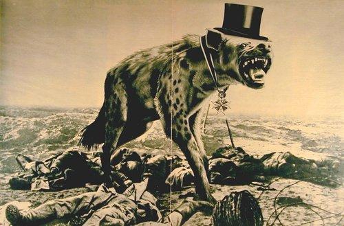 Krieg und Leichen - Die letzte Hoffnung der Reichen