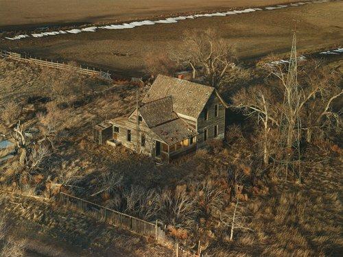 The Yellow Porch, Sheridan County, Nebraska