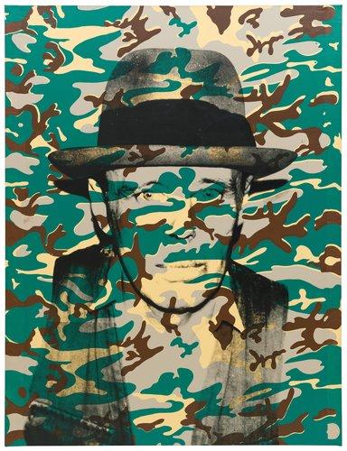 Joseph Beuys [Camouflage]