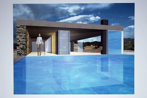 Pool House, from the Domestic Research series