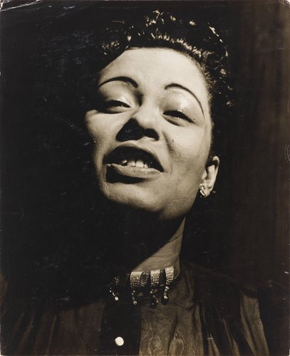 Folksingers (Billie Holiday)