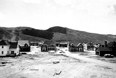 Prospector Park, Subdivision Phase III, Lot 55, looking West, from the portfolio Park City
