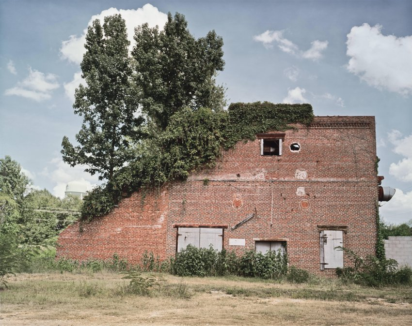 image of 'Cotton Gin Ruin (View I), Greensboro, Alabama'