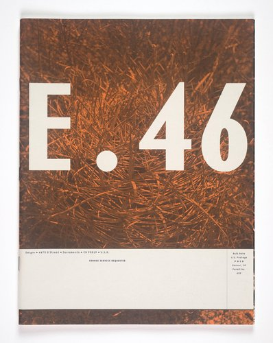 Emigre magazine, no. 46 (Fanzines and the Culture of DIY)