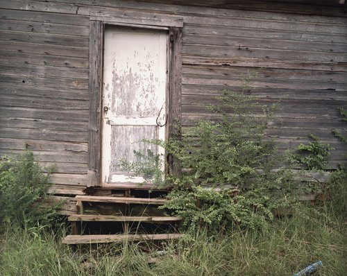White Door, near Moundville, Alabama
