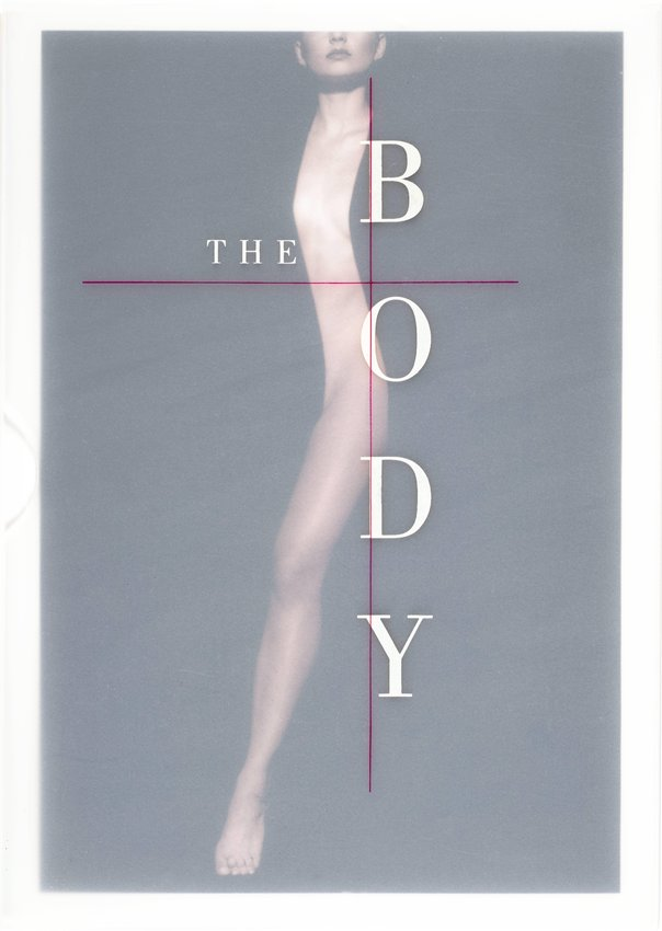 image of 'The Body: Photographs of the Human Form'