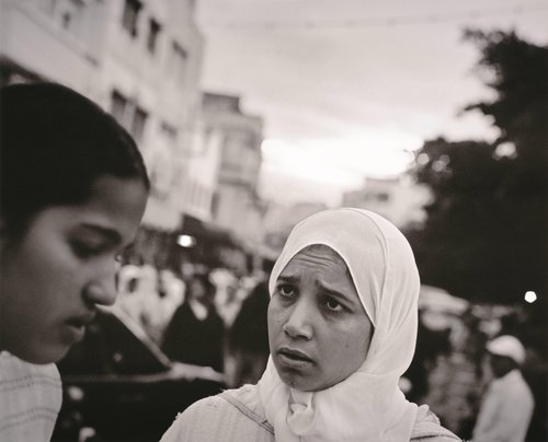 Casablanca, 2004, In the Casbah el-Habous, from the series Wounded Cities