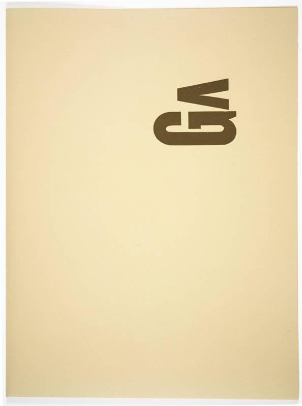 image of 'Vico Wooden Letters [Portfolio cover]'