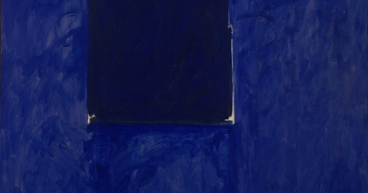 Robert Motherwell Wall Painting No