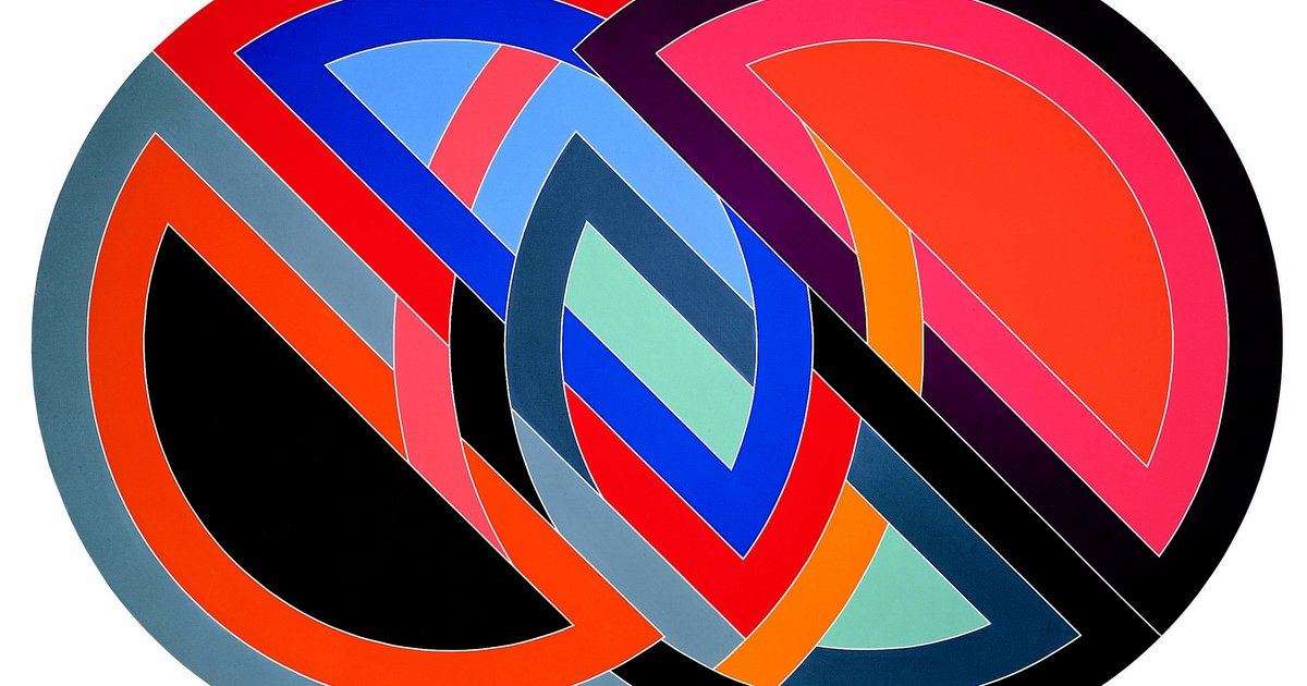 Image result for frank stella