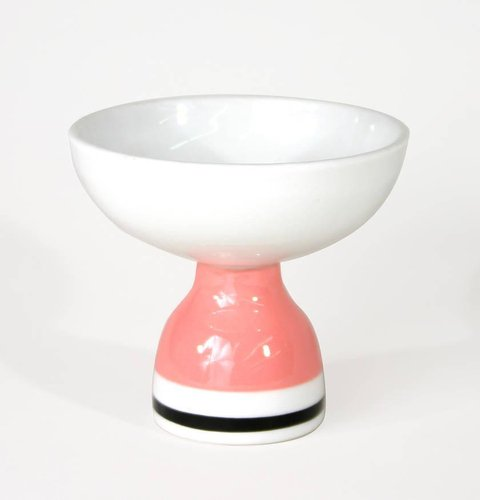 Small Pedestal Dish for La Fonda del Sol Restaurant, New York