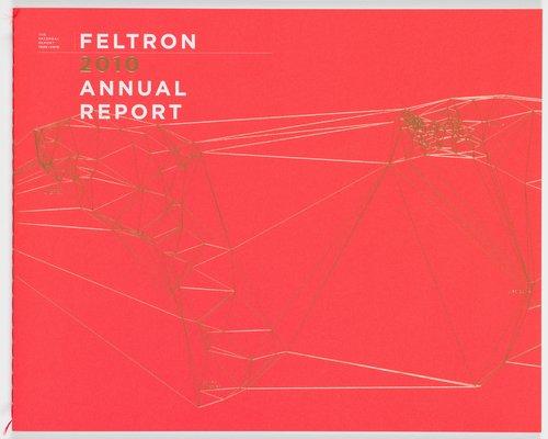 Feltron 2010 annual report [folded]