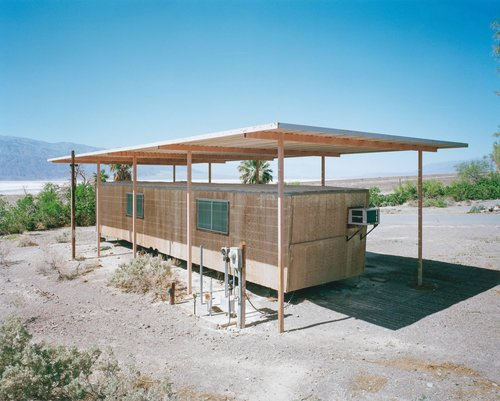 Library, Death Valley National Park, California