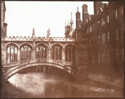 """The Bridge of Sighs,"" St. John's College, Cambridge"