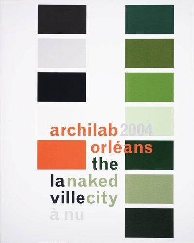 Archilab 2004 Brochure