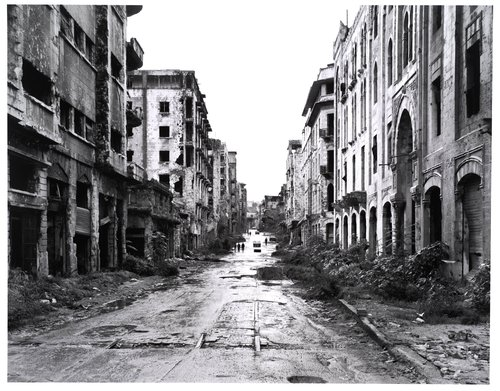 Rue Wygand, from the series Beirut