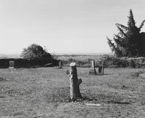 A Cemetery, Bandon, Oregon