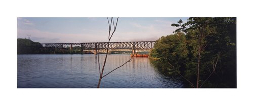 Bridges, Monongahela, River, Speers, Washington Co., Pennsylvania, 1995