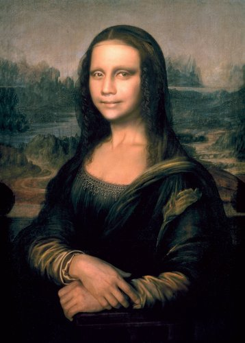 Monna Lisa in Its Origin