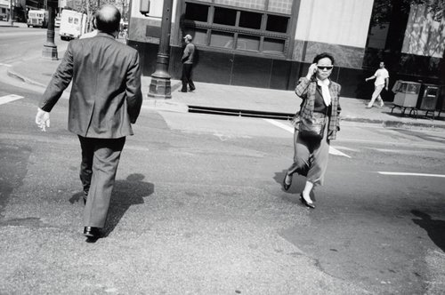 Street Scene, Los Angeles