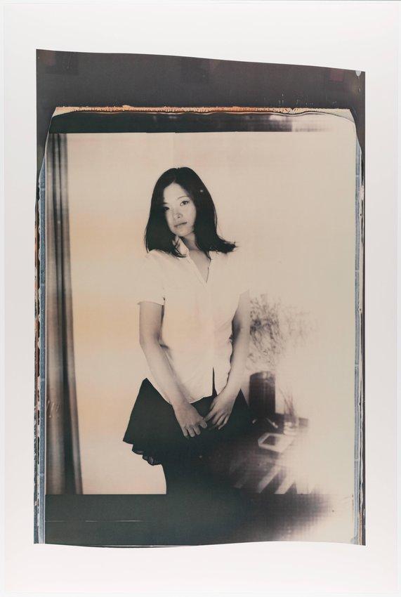 image of KaoRi by 20 x 24 instant film
