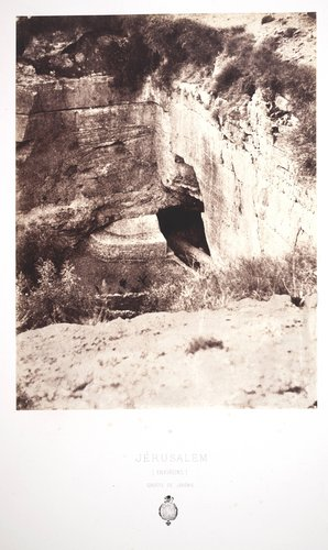 Grotte de Jérémie (Jeremiah's Grotto)