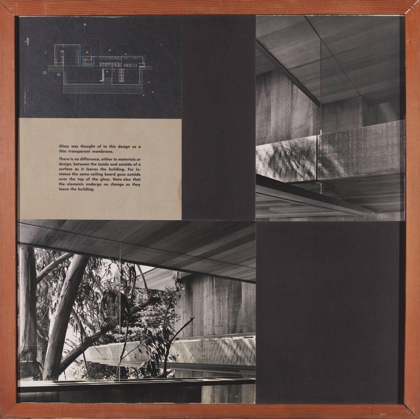 image of 'House for Fred and Eve Ludekens, Belvedere, California [17]'