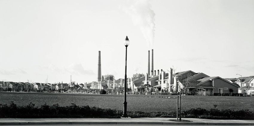 image of 'The New American Suburbs: New Development and Power Plant—Pittsburg, CA'