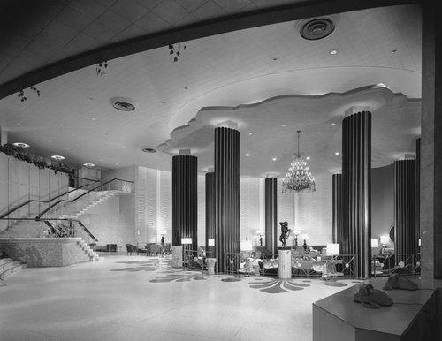 Morris Lapidus, Eden Roc Hotel, Miami Beach, Florida, 1955
