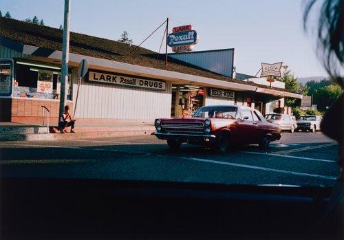 Guerneville, California, from the portfolio Analog Days