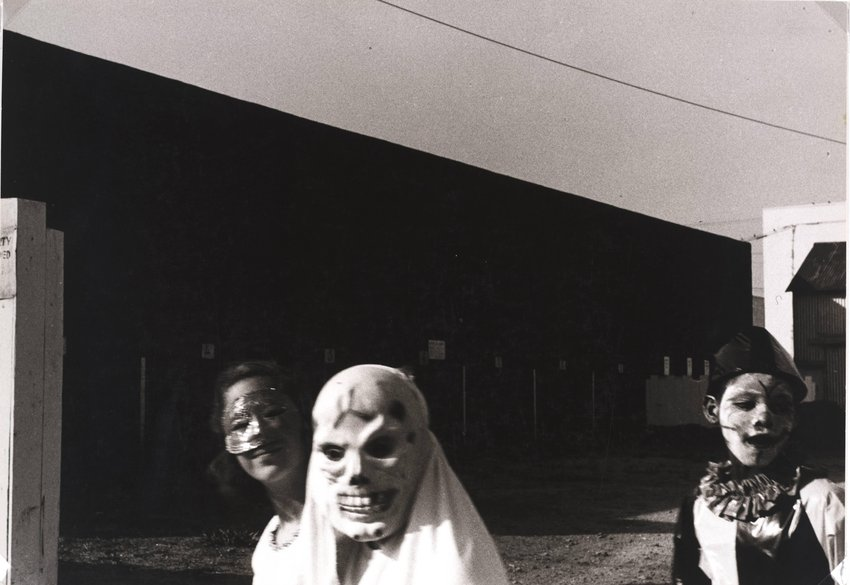 image of 'Children in Masks, Berkeley'
