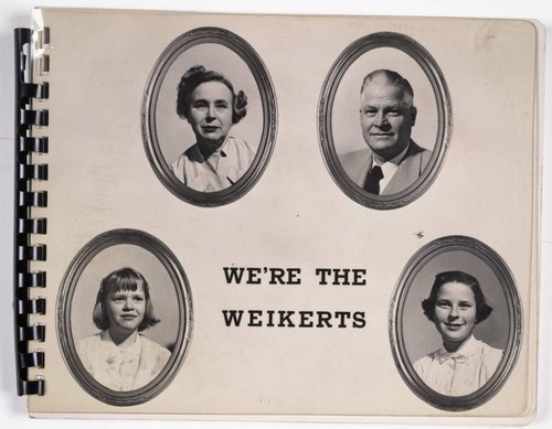 We're the Weikerts