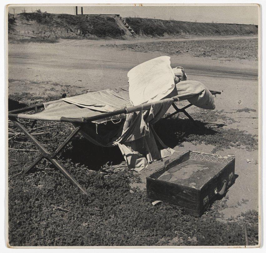 image of Potato Picker's Roadside Bed, Kern County
