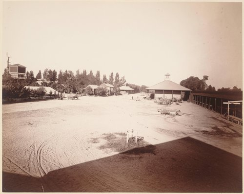 Bellevue Ranch, Kern County, California