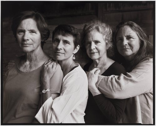 The Brown Sisters, Wellfleet, Massachusetts
