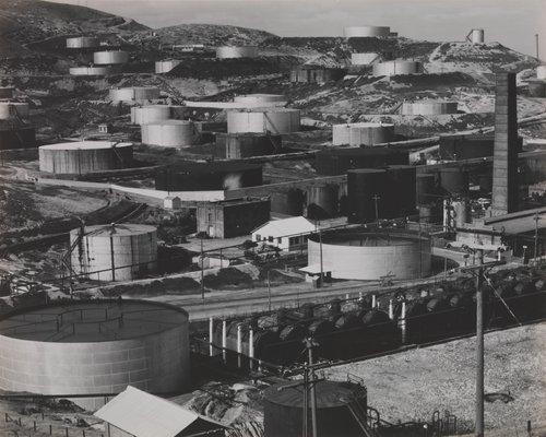 Oil Tanks, Richmond, California