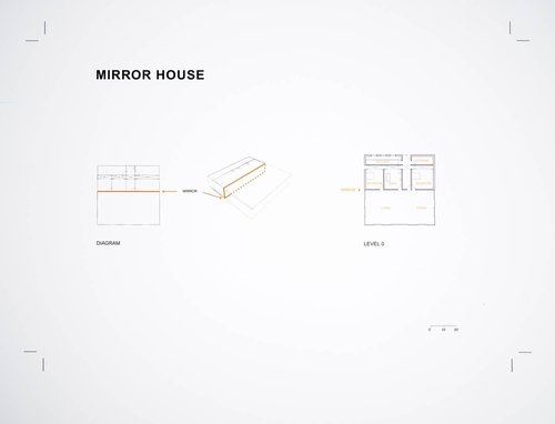 Mirror House, from the Domestic Research series