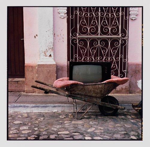 TV Wheelbarrow