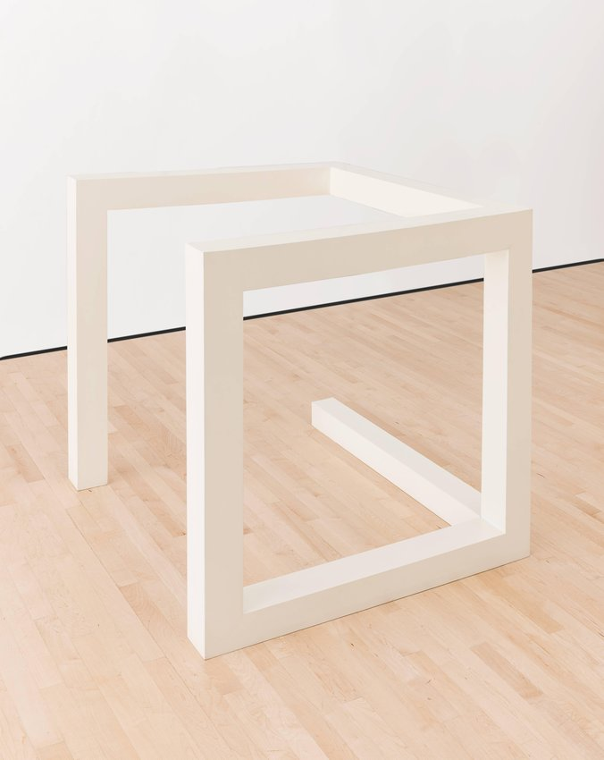 image of Incomplete Open Cube 8/11