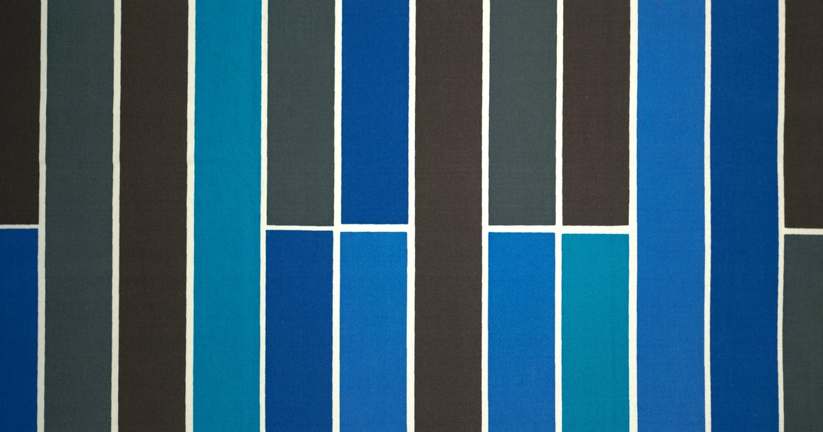 Alexander Girard Nastri 1020 Drapery Fabric 1960 183 Sfmoma