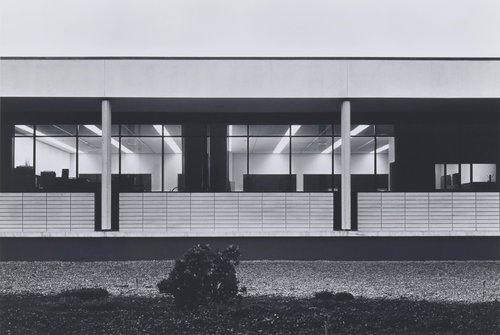 East Wall, Energy Products Division, Royal Industries, 2040 Dyer Road, Santa Ana, from the portfolio The New Industrial Parks near Irvine, California